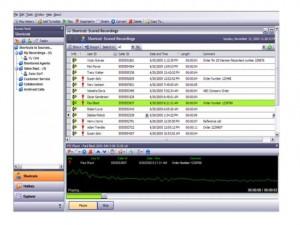 Call recording screen capture