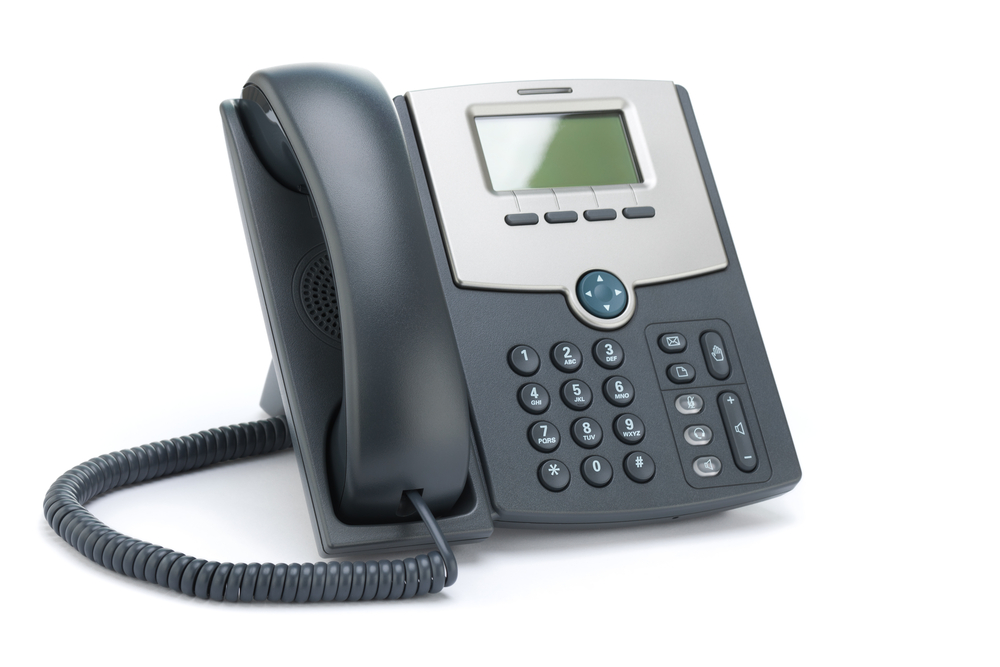 Image of office phone