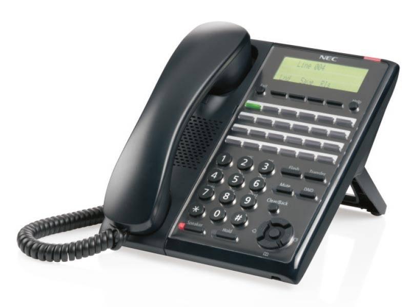 NEC sl2100 24 key handset.